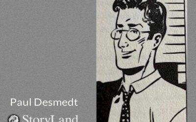 Paul Desmedt brengt humor naar StoryLand