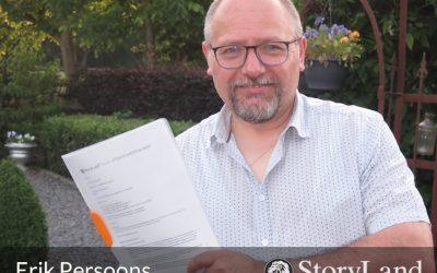 Erik Persoons heeft zijn contract vast bij StoryLand